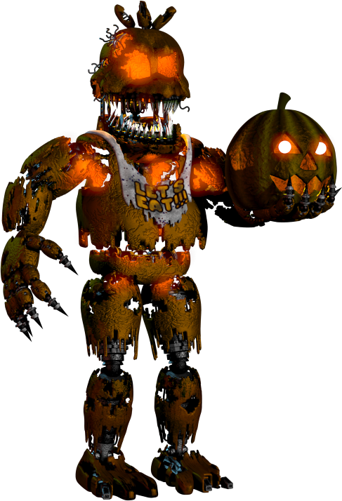 Nightmare Chica | Five Nights at Freddy's Wiki | FANDOM powered by ...