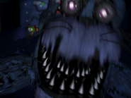 Nightmare bonnie drugi jumpscare 22