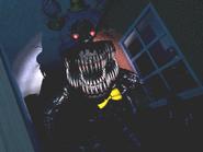 FNaF4 - Pasillo Derecho (Nightmare - Iluminado)