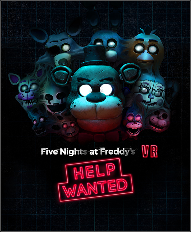 Five Nights at Freddy's VR: Help Wanted | Five Nights at Freddy's