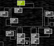Camera Monitor | Five Nights at Freddy's Wiki | FANDOM