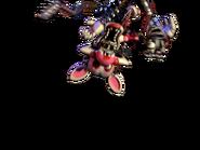 Mangle jumpscare 9