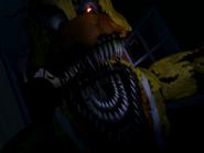 Nightmare chica jumpscare 7
