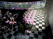 FNaF2 - Party Room 2 (Mangle - Iluminado)