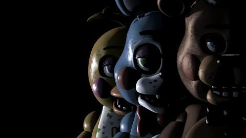 Five Nights at Freddy's 2 - Trailer Oficial