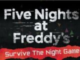 Five Nights at Freddy's: Survive the Night Game