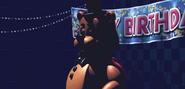 FNaF2 - Show Stage (Sólo está Toy Freddy - Sin luces, Iluminado)