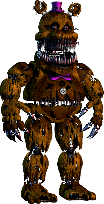 Nightmare Fredbear | Five Nights at Freddy's Wiki | FANDOM ...