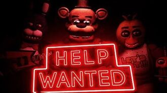 A FNAF GAME HAS NEVER BEEN THIS SCARY.. UNTIL NOW! Five Nights At Freddy's VR Help Wanted PART 1