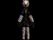 FNaF2 - Main Hall (Puppet - Alucinación, Textura)
