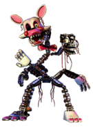 Mangle full body thank you image
