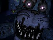 Nightmare bonnie drugi jumpscare 23