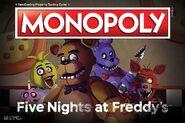 FNaF-Monopoly