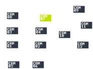 FNaF2 - Mapa (CAM 07)