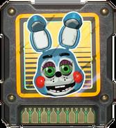 FNaF AR - Toy Bonnie (Icono - CPU)