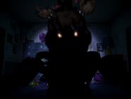 Nightmare freddy pierwszy jumpscare 8