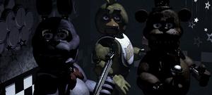 Animatronics | Five Nights at Freddy's Wiki | FANDOM powered