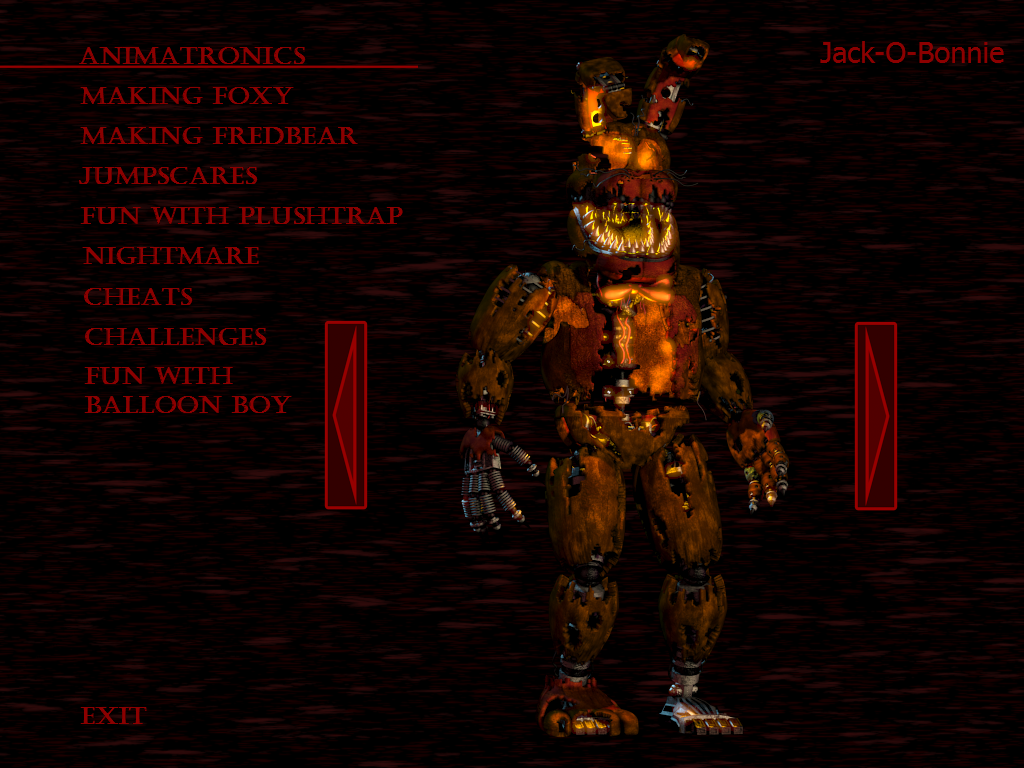 Image - Jack o bonnie by thatguy395-d9ey6xz.png | Five Nights at ...