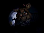 Nightmare freddy drugi jumpscare 18