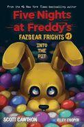 FNaF Fazbear's Fright 1 - Portada