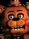 UCN - Toy Freddy - Icono