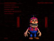 FNaF4 - Extra (Nightmare BB - Captura)