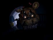 Nightmare freddy drugi jumpscare 19