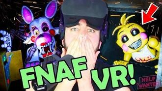 FNAF VR Help Wanted! NEW LORE, NEW SECRETS... I'm so done! (Five Nights at Freddy's Help Wanted)