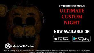 ULTIMATE CUSTOM NIGHT Mobile trailer Official