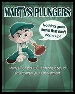 MartysPlungersAd
