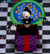 Security Puppet in Game