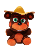 Funko fnaf 6 el chip plush png by superfredbear734-dcrlq6y