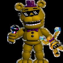 Fredbear new icon full body