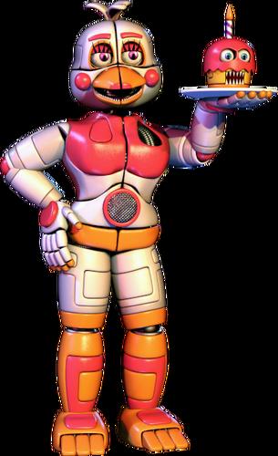 Funtime Chica Freddy Fazbears Pizzeria Simulator Wiki