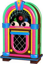 84-849816 related-wallpapers-neon-jukebox-fnaf