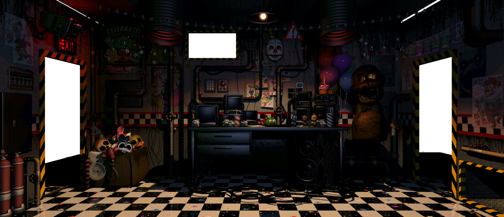 The Ultimate Office Freddy Fazbears Pizzeria Simulator