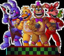 RockstarsMenu