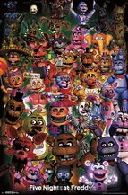 17279 FNAF - Ultimate Group