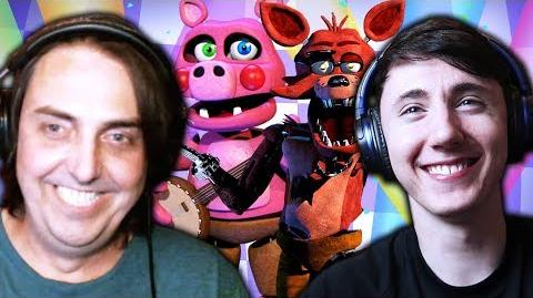 The FNaF Show Season 2 - Episode 5 ft. Chris McCullough (Foxy & Pigpatch)