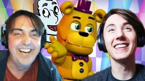 The FNaF Show - Episode 8 ft. Chris McCullough (Fredbear & Vlad)