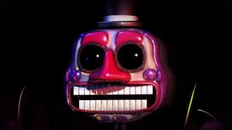 MusicMan from Ultimate Custom night singing Pure Imagination