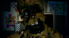 Springtrap death office