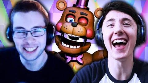 The FNaF Show Season 2 - Episode 8 ft