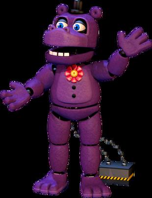 Mr Hippo Freddy Fazbears Pizzeria Simulator Wiki