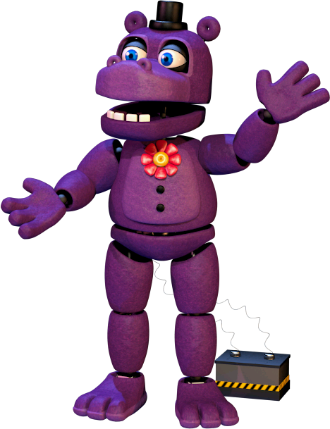 Mr Hippo Freddy Fazbears Pizzeria Simulator Wiki