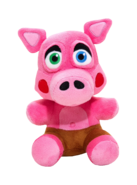 Funko fnaf 6 pigpatch plush png by superfredbear734-dcrlq8v