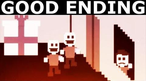 Video - FNAF 6 - Good Ending - Certificate Of Completion (Freddy