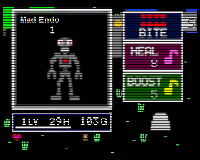 Mad Endo (Halloween Edition) | FNaF World Wikia | FANDOM powered ...