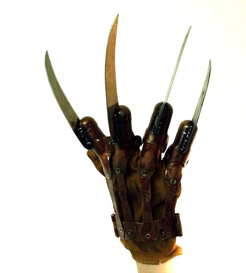Freddy\'s Glove | Freddy Vs. Jason Wiki | FANDOM powered by Wikia
