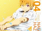 Free! Character Song Vol.4 Nagisa Hazuki